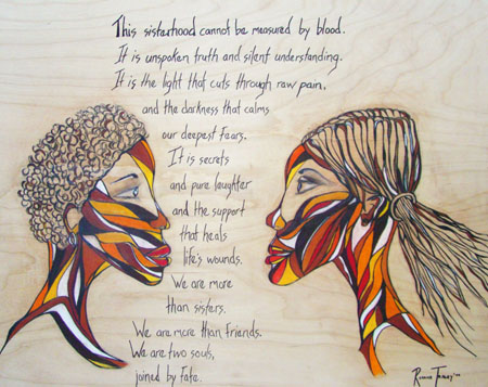 Buy afrocentric greeting cards archives poetic art by roxane tracey buy greeting cards online m4hsunfo