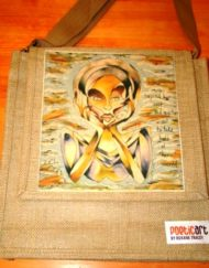 Poetic Art Creative Bags