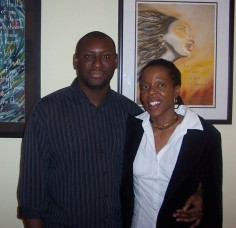 Ron Franklin and Roxane Tracey